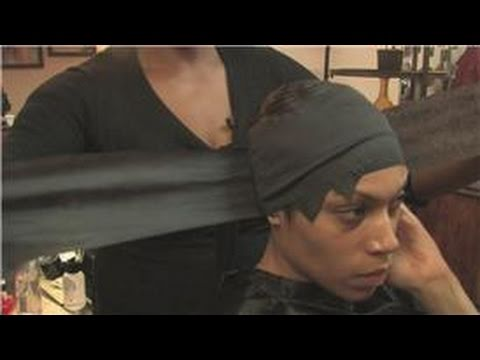 Ethnic Hair Care How To Use Wet Wraps On African