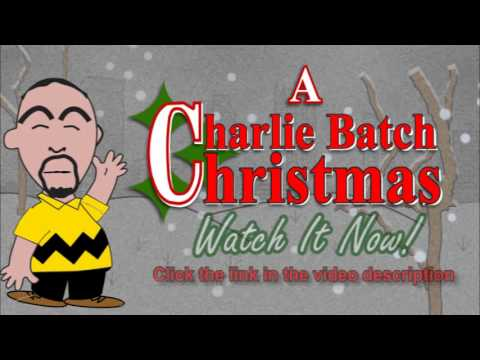 """Preview: """"A Charlie Batch Christmas"""" [Pittsburgh Steelers / Charlie Brown Parody]"""