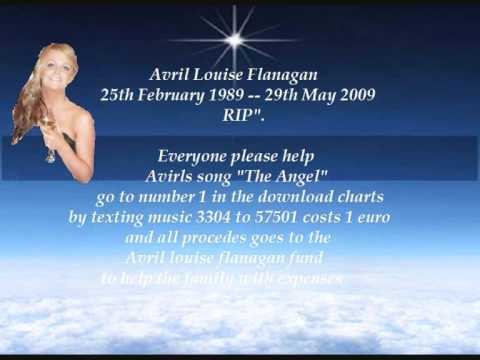 The angel avrils song