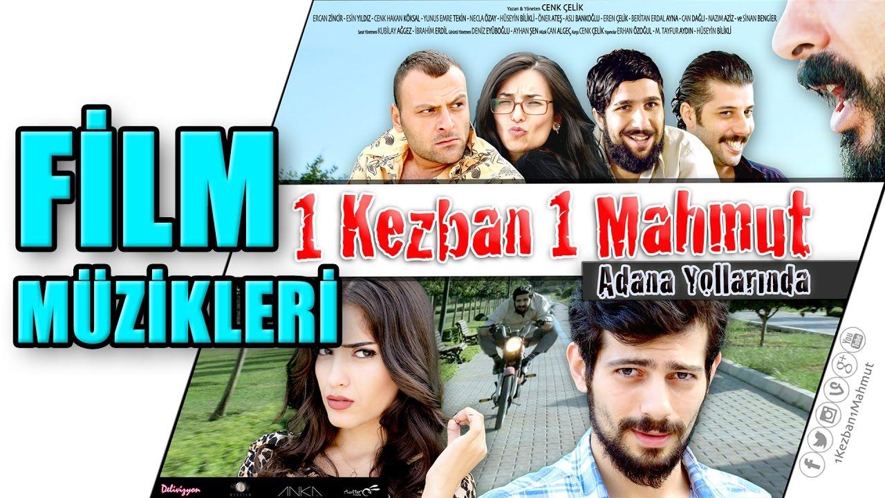 1 Kezban 1 Mahmut Adana Yollarında   Film Müzikleri (Full albüm)   Delivizyon
