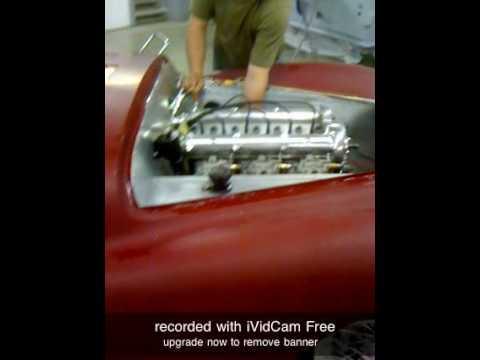 1946 Alfa Romeo 6c 2500