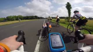 Bike MS Chesapeake Challenge 2016 in 3 minutes