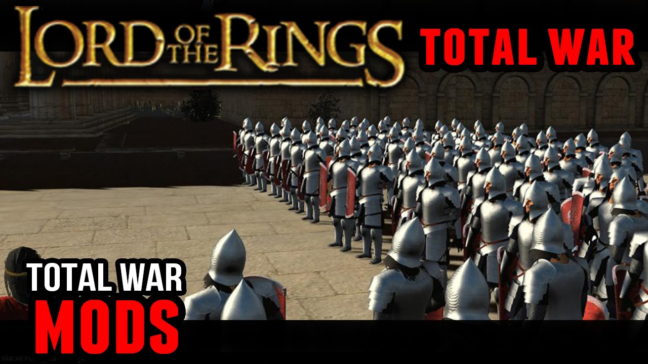 Lord Of The Rings Total War Attilla Mod