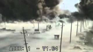 Major VBIED truck bomb exploded on convoy