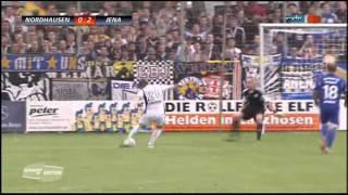 3.Spieltag RL Saison 13/14 Nordhausen - FC Carl Zeiss Jena