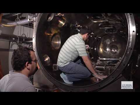 Charged Particle Physics Division— U.S. Naval Research Laboratory