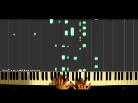「Akame ga Kill!」ED - Konna Sekai, Shiritakunakatta (piano solo) // Miku Sawai