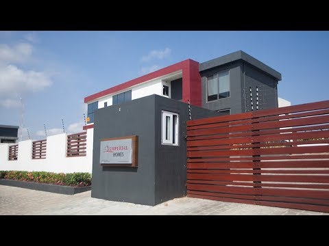 Ghana's Leading Real Estate Developer Imperial Homes Won African Property Awards