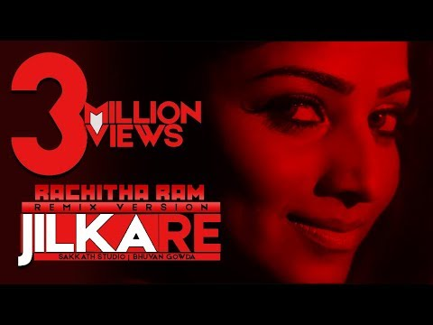 SAKKATH MUSIC | JILKA REMIX  Ft. RACHITHA RAM | PUSHPAKA VIMANA | BHUVAN GOWDA | SUCHIN