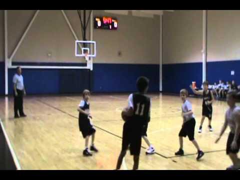 Little Leage Boys Basketball - 12/06/2011