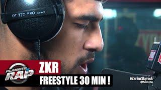 [Exclu] Zkr - Freestyle de 30 minutes ! #PlanèteRap