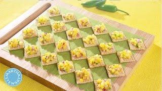 Martha Stewart's Summertime Pineapple-jalapeño Salsa - Martha Stewart
