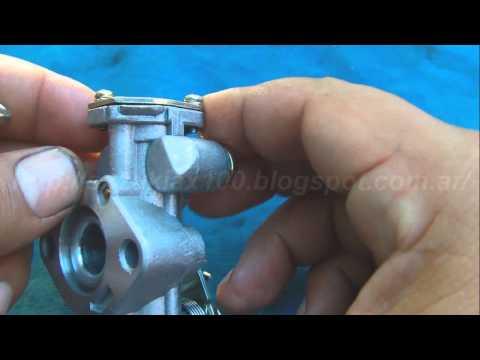 Tutorial reparar Bomba de Aceite de motos Suzuki Ax 100 [HD]