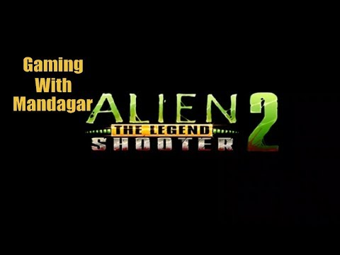 Alien Shooter 2 - The Legend - Gameplay Walkthrough #1 - FIRST LOOK (iOS, Android)
