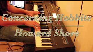 """Concerning Hobbits"" from The Shire - Lord of the Rings Theme (Piano Cover)"