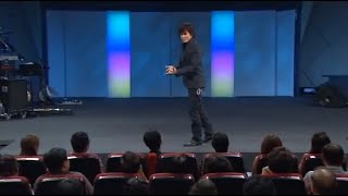 Joseph Prince - Grace Flows In Your Weaknesses - 04 Dec 11