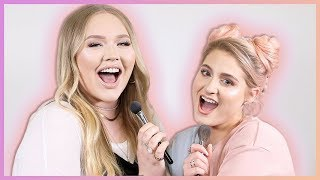 Doing MEGHAN TRAINOR'S Makeup! | NikkieTutorials