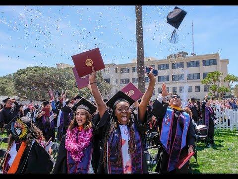 2018 LMU Undergraduate Commencement