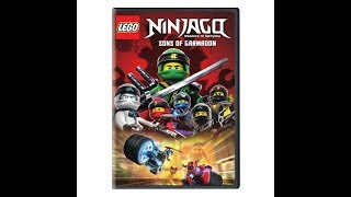 Ninjago Season 8 dvd Unboxing and Entire Collection Showcase.
