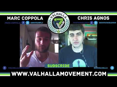 Chris Agnos - Sustainable Man || Valhalla Movement Podcast