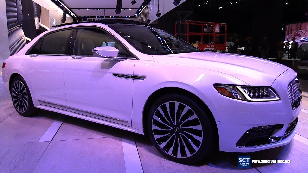 maxresdefault Outstanding Lincoln Continental New York Auto Show Cars Trend