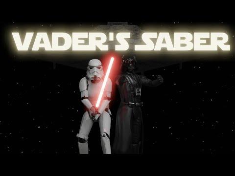 Vader's Saber (A CG Animated Short Film)