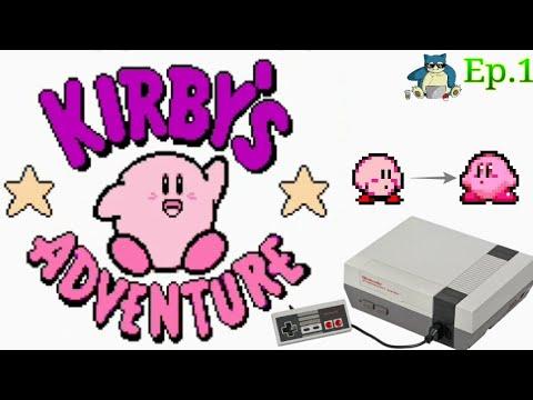 Kirby Adventure #1 EL NUEVO CANAL LLEGO