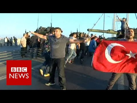 Turkey in 2016: A dramatic year - BBC News