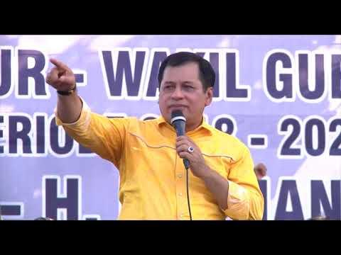 Deklarasi Calon Gubernur Sulawesi Tenggara