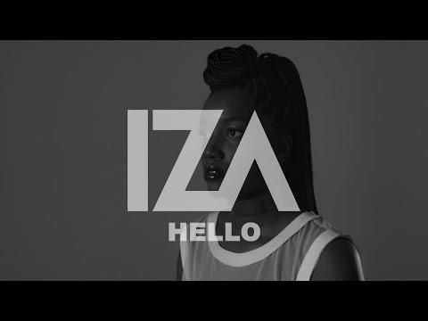 Adele - Hello IZA Cover