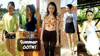 My Summer Holiday Outfits for Hot & Humid Weather | OOTW