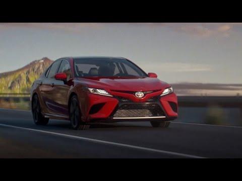 Toyota Camry 2018 - Обзор - ATDNews #10