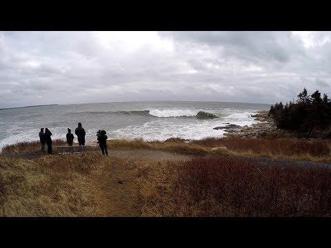 The weather bomb of 2018 hits Nova Scotia