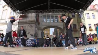 Pół finał: Street Wars 2014: LLCB vs Warsaw Fellaz