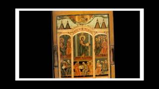 Церковное православное песнопение слушать онлайн