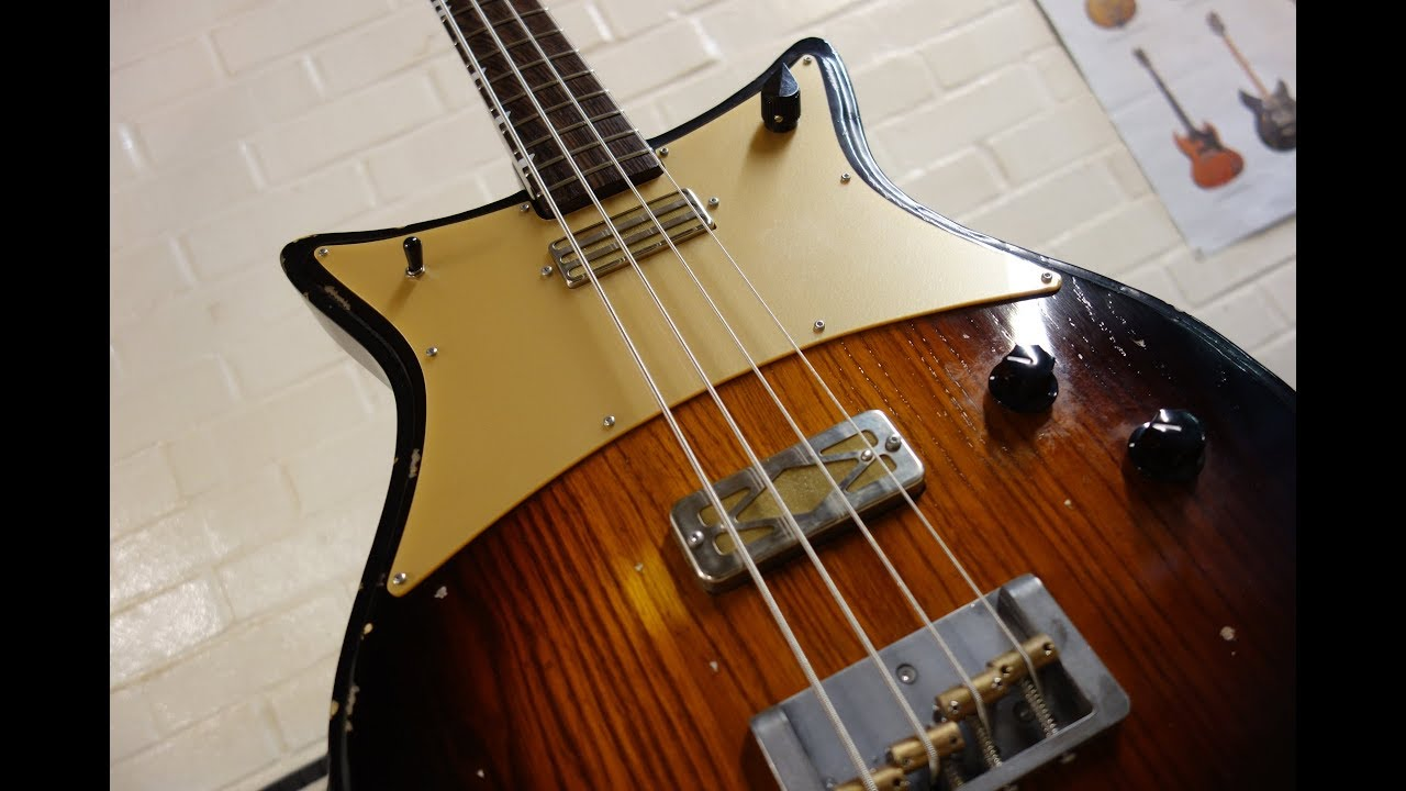 Introducing the Thundermaker Bass