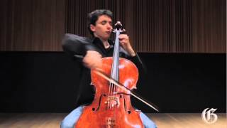Listen to a 1707 Stradivarius cello