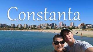 🏊 Constanta 🏖 Zum ersten Mal in Rumänien am Meer - Weltreise mit 4 Kindern [HD]