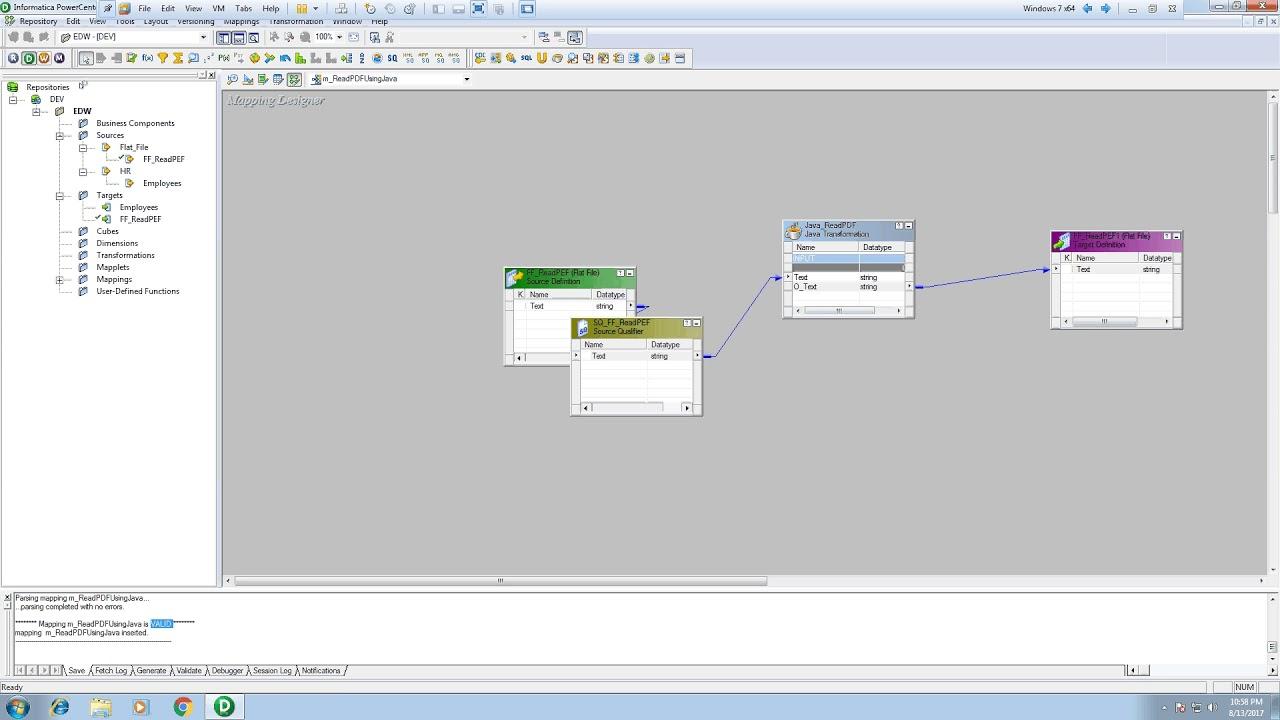 Informatica Tool Tutorial Pdf