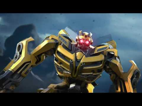 Transformers: Forged to Fight [New Trailer]