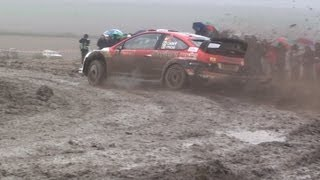 Rallye du Condroz-Huy 2012 + Crash [HD]
