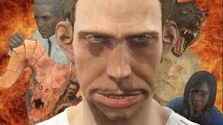 Fallout 4 Crazy Crazy Commonwealth