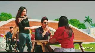Hum To Chupke Tumko Dekha Karte hai ll WhatsApp Status Video ll True love
