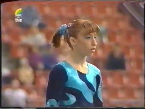 1998 gimnasia artistica europeo San Petesburgo   final individual