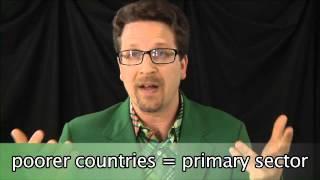 World Economics - 3.2 Economic Sector Smackdown