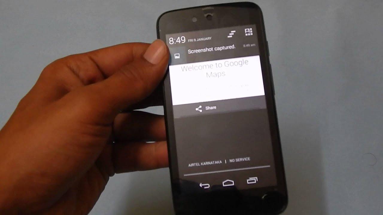 Micromax Canvas A1 AQ4502 Screenshot Videos - Waoweo