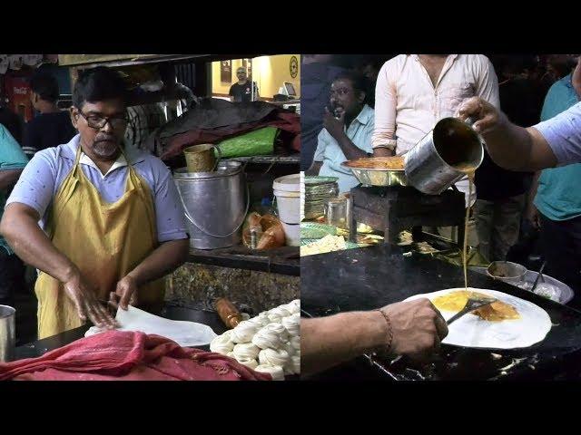 Street Food Egg Parota   VijayaWada Street Food   Food Street   ఎగ్ పరోటా