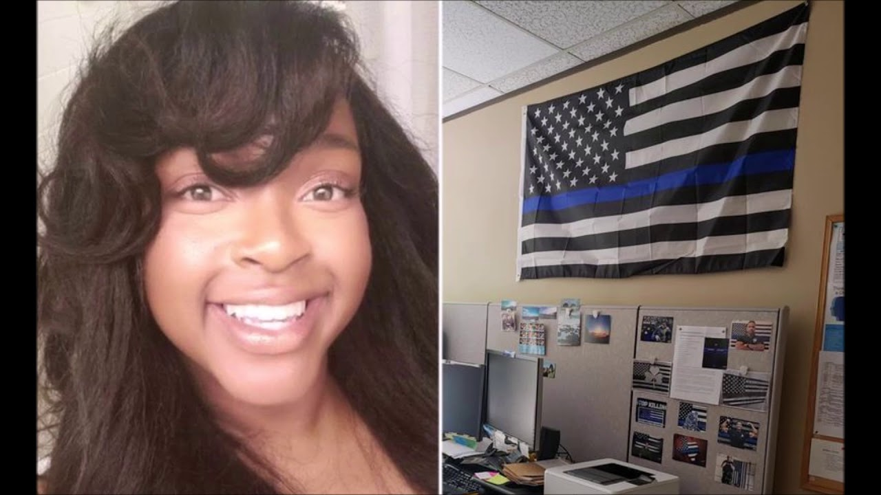 Oregon County To Pay Black Worker Who Complained About Blue Lives Matter Flag $100K Settlement