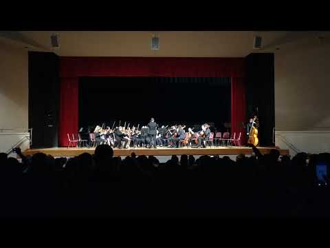 Diplomat Middle School Orchestra Chamber Group 2017/18- Agincourt