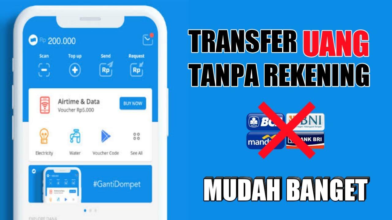 Cara Mudah Transfer Uang Tanpa Rekening Menggunakan ...